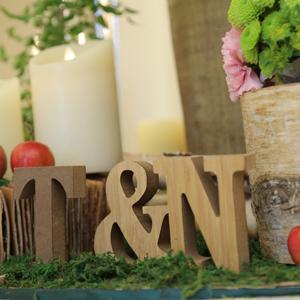 リンゴ ~実りの秋の結婚式~