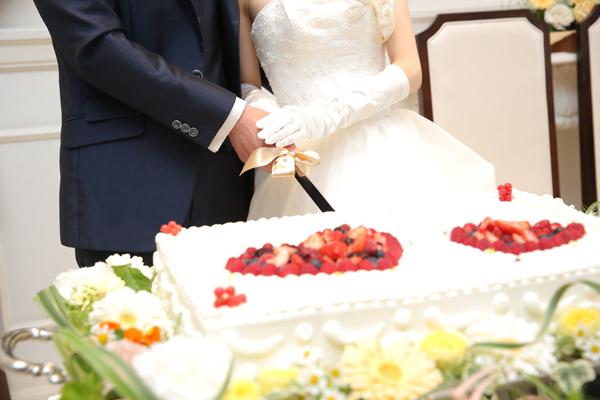 ケーキはこの後のデザートブュッフェにて、みんなで美味しくいただきました