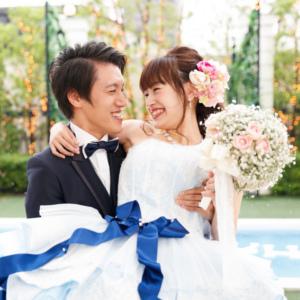 笑顔の溢れるフォトジェニックな結婚式