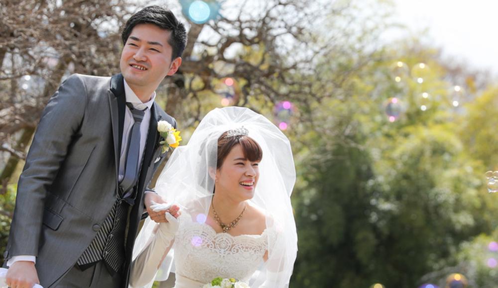 森Wedding