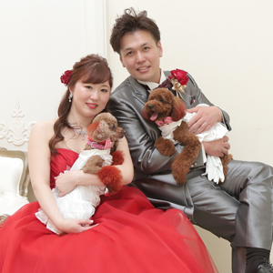 WAN×SMILE WEDDING