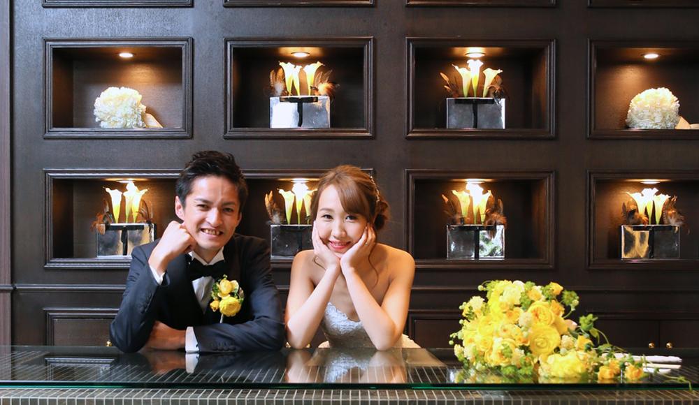 楽しくて!おもいっきり笑って!<br /> 泣ける結婚式♡のレポート写真
