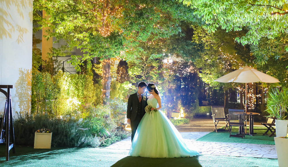 20年越しの結婚式セレモニーのレポート写真