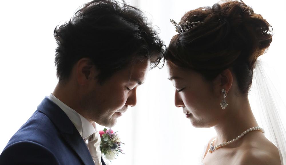 ゲストの方に<br /> 結婚の報告とお披露目をし、<br /> 感謝を伝える1日!のレポート写真