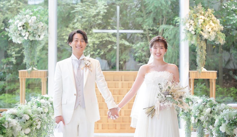 ~ありのままのお二人で <br />                      relax wedding~のレポート写真
