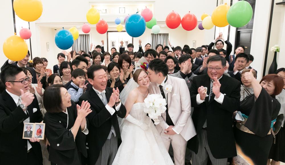 Colorful&Family Weddingのレポート写真