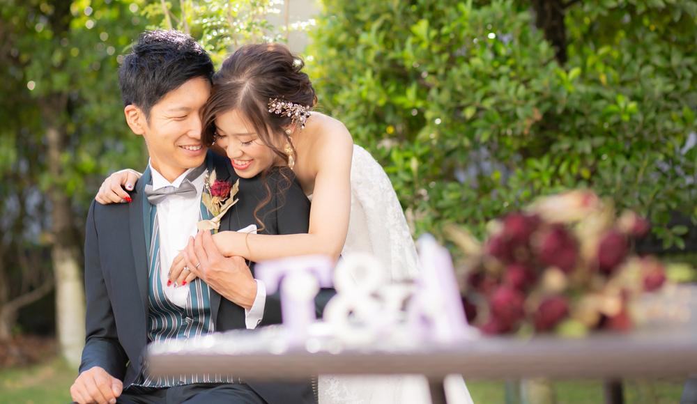 Natural&Toujours Weddingのレポート写真