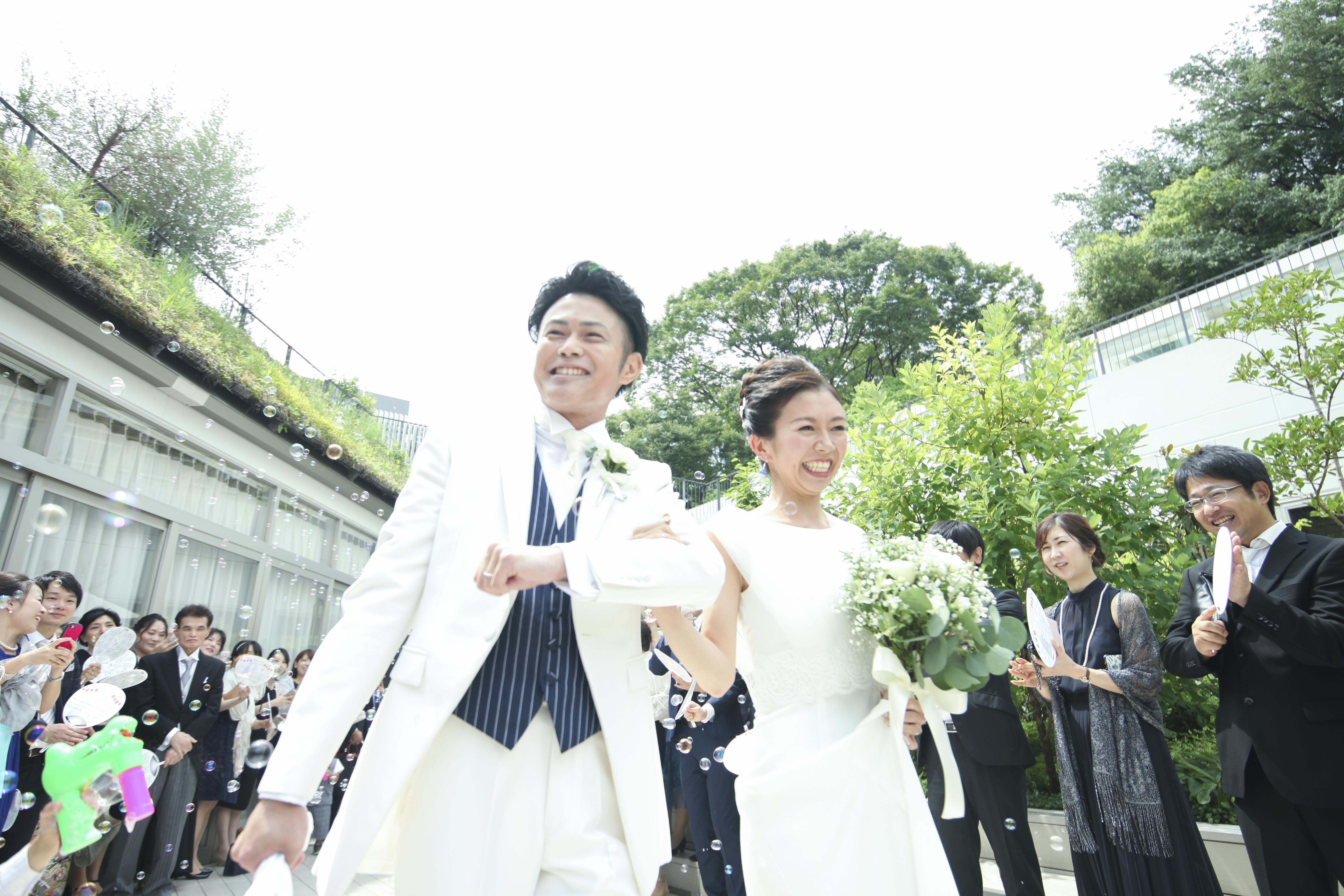 縁を感じる1日<br /> ~縁日WEDDING~のレポート写真