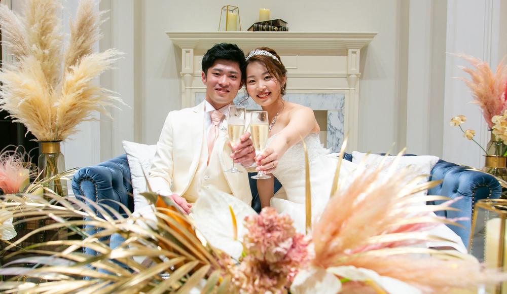 絆を深くする結婚式