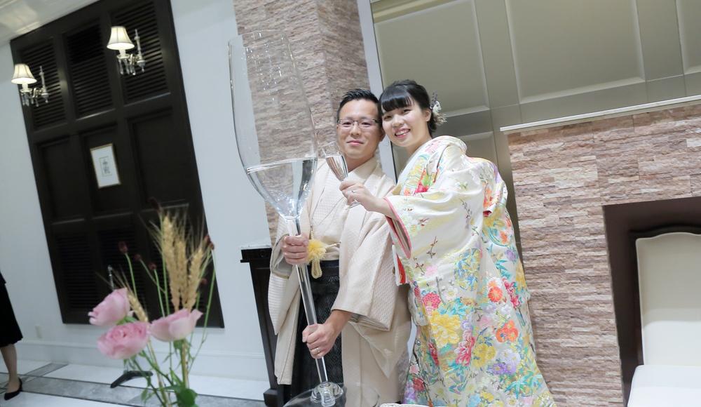 見たことがない!?<br /> 初めて経験する結婚式!?のレポート写真