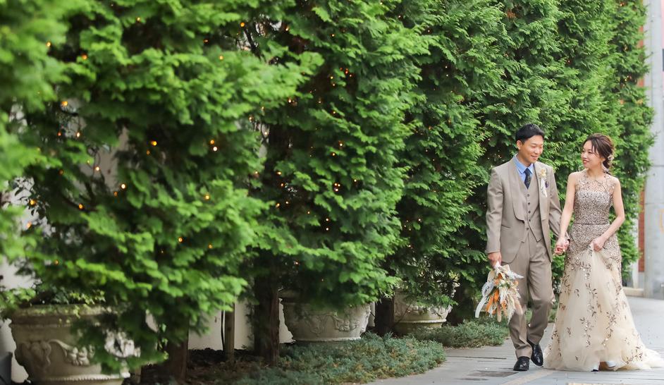 Christmas Weddingのレポート写真