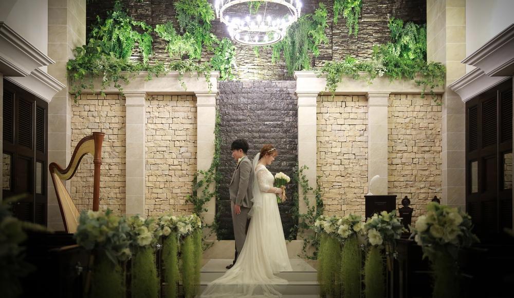 お二人らしさが出る結婚式のレポート写真