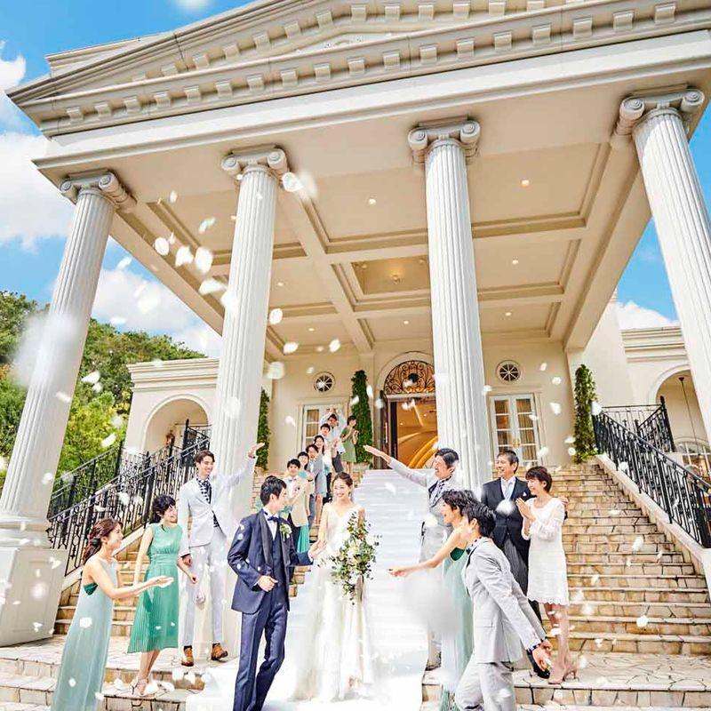 公式HP限定!ベストレート保証≪2021年9月に結婚式の方≫60名 226万円