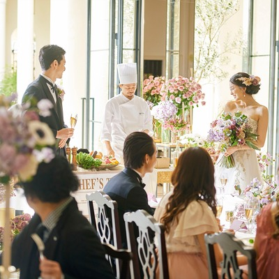 史上初の割引額★18年12月~19年3月婚礼限定 60名306万円PLAN