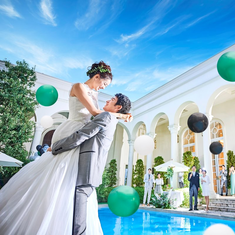 公式HP限定!ベストレート保証≪2021年10月~11月に結婚式の方≫60名 237万円