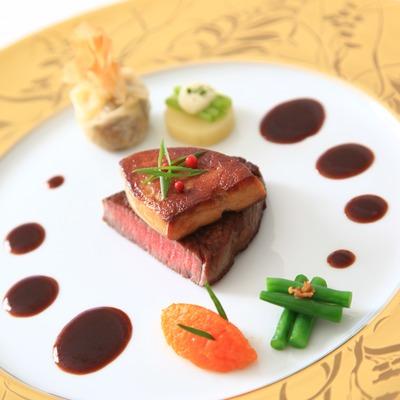 <お料理重視の方に>料理ランクUPプラン 40名168万円