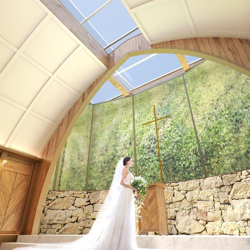 【ジューンブライド婚】21年6月◇ドレス2点&写真集&エンドロール特典付◇60名288万円