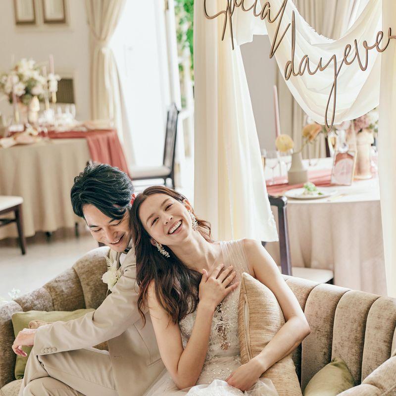 HP限定【スプリングプラン】2020年4月~6月の結婚式