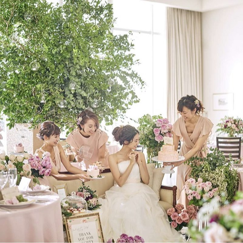 HP限定\人気No1/スプリングプラン☆2021年3月~6月の結婚式