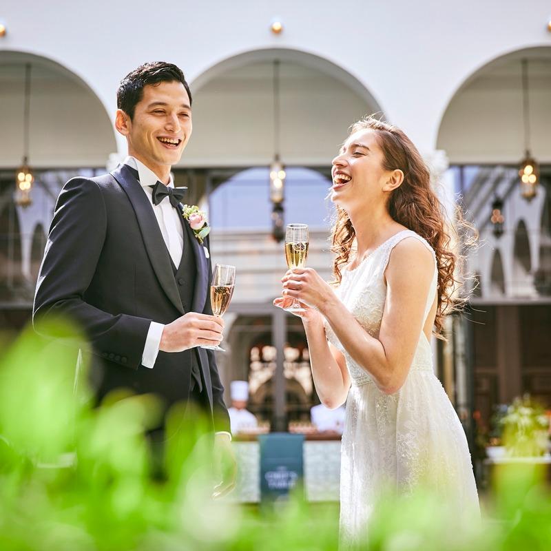 【公式HP限定ベストレート保証】2022年2月末まで限定*結婚式応援プラン50名193万円