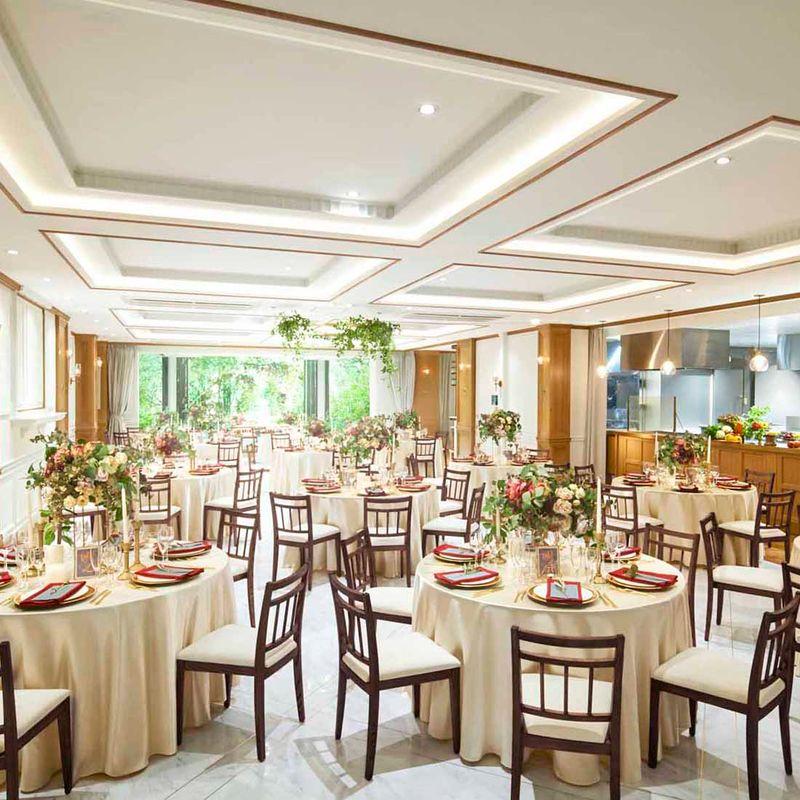 公式HP限定ベストレート保障<br>≪2020年Springプラン≫4~6月限定のご結婚式で60名299万円!