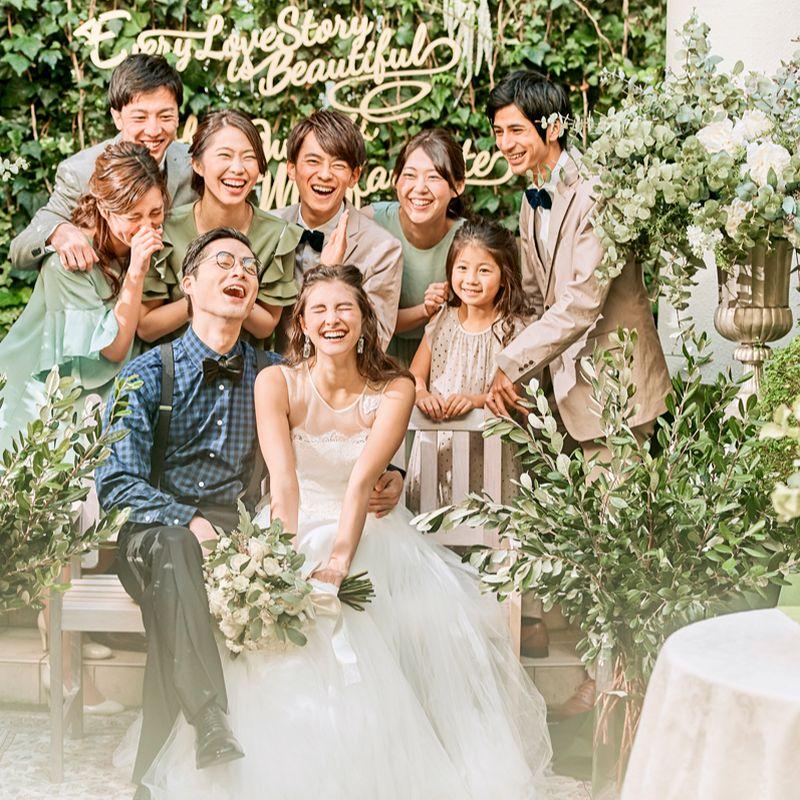 【公式HP限定 最低価格保証】《2020年7月~8月に結婚式希望の方》サマープラン 最大80万円OFF