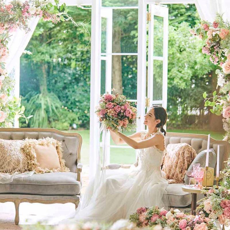 公式HP限定 最低価格保証<br>《2020年10月までの結婚式希望の方》プレミアムプラン 最大100万円OFF