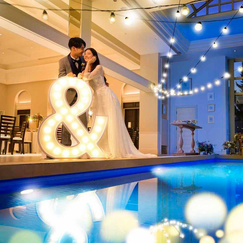 公式HP限定ベストレート保証<br>《2021年7~8月までの結婚式希望の方》限定プラン 最大90万円OFF