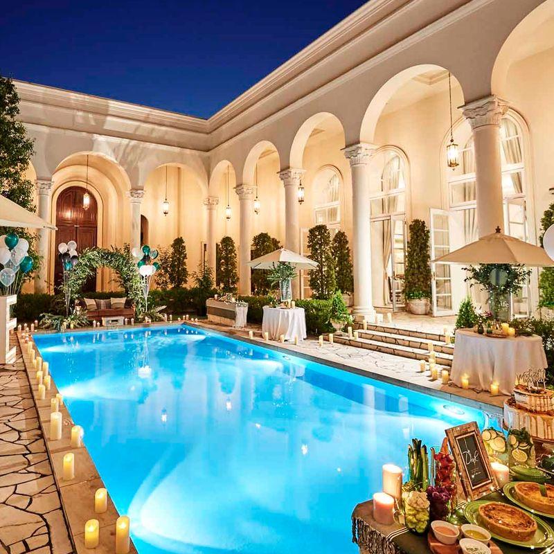 公式HP限定!ベストレート保証≪2020年10月~21年3月に結婚式の方≫60名240万円