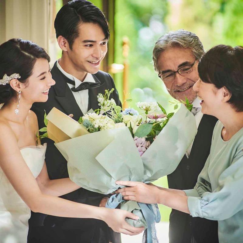 公式HP限定ベストレート保証<br>◆20名88万円◆少人数婚プラン~ファミーユ~