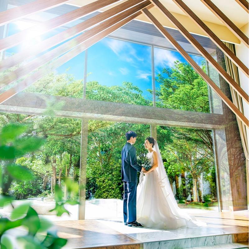 公式HP限定 ベストレート保証<br>《2021年4月~6月に結婚式希望の方》限定プラン 最大80万円OFF