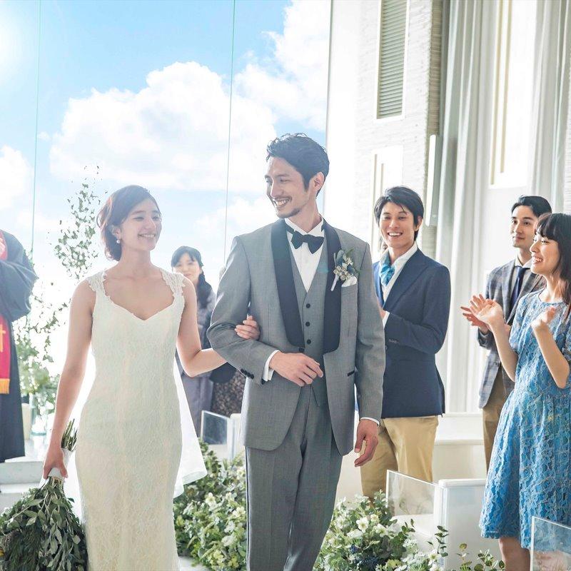 公式HP限定ベストレート保証 《2021年4~6月に結婚式希望の方》最大80万円優待