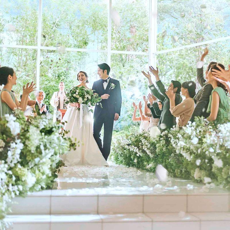 《公式HP限定》ベストレート保証◎2021年4~6月に結婚式希望の方◎最大110万円OFF