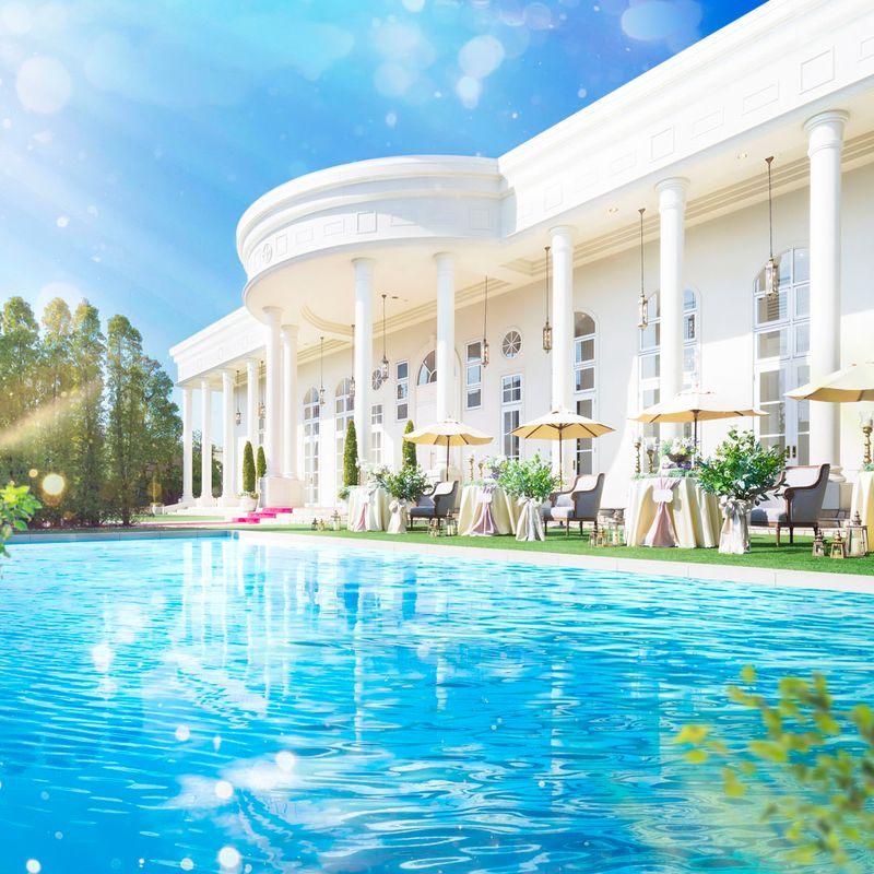 公式HP限定 最低価格保証<br>《2022年4月~6月に結婚式希望の方》限定プラン 最大42万円OFF