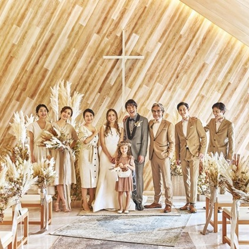 《公式HP限定》10~30名限定◎家族+友人婚プランが登場◎10名97万円プラン