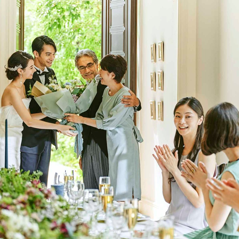 公式HP限定ベストレート保証<br>◆スイートルーム宿泊付き◆少人数婚プラン