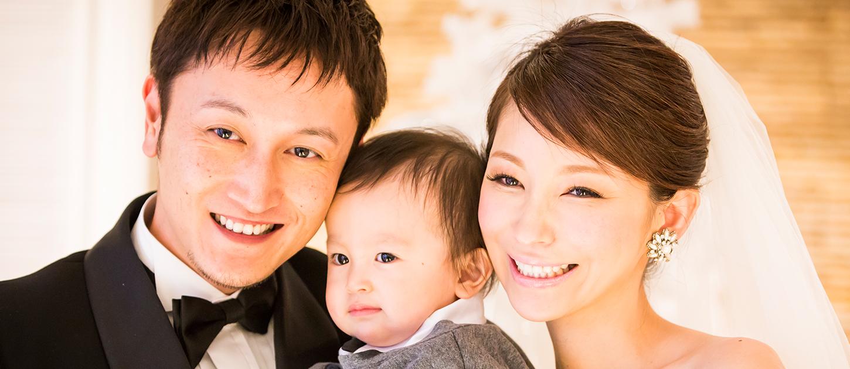 モデル:真山景子様の結婚式を、プロデュースいたしました。
