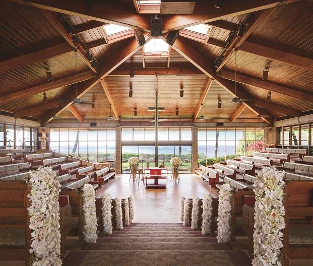 当グループが展開する海外・リゾートウェディングブランド「アールイズ・ウエディング」において米国ハワイ州ホノルル市にある人気の教会「キャルバリー・バイ・ザ・シー」での挙式人気枠において独占で取扱いを開始