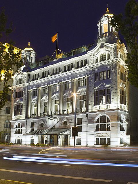 中国における5 つ星ホテルとの業務提携は、今回で12 軒目となります。