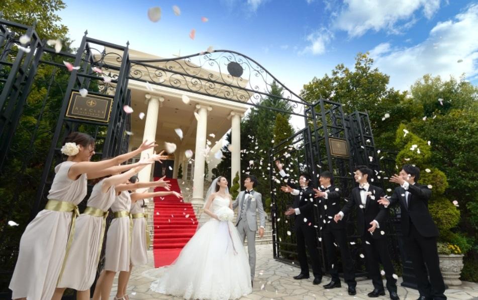 フジテレビ月9ドラマ「恋仲」の最終回で当社の結婚式場が撮影場所として使用されました