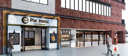 【テレビ】4月15日放送『Oha!4 NEWS LIVE』(日本テレビ)にてみなとみらいの新グルメスポットでオープン以来行列の絶えないお店としてPie Holicが紹介されました