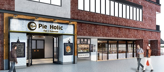 【テレビ】5月29日(月)放送『ひるキュン』(TOKYO MX)にてPie Holicが紹介されました