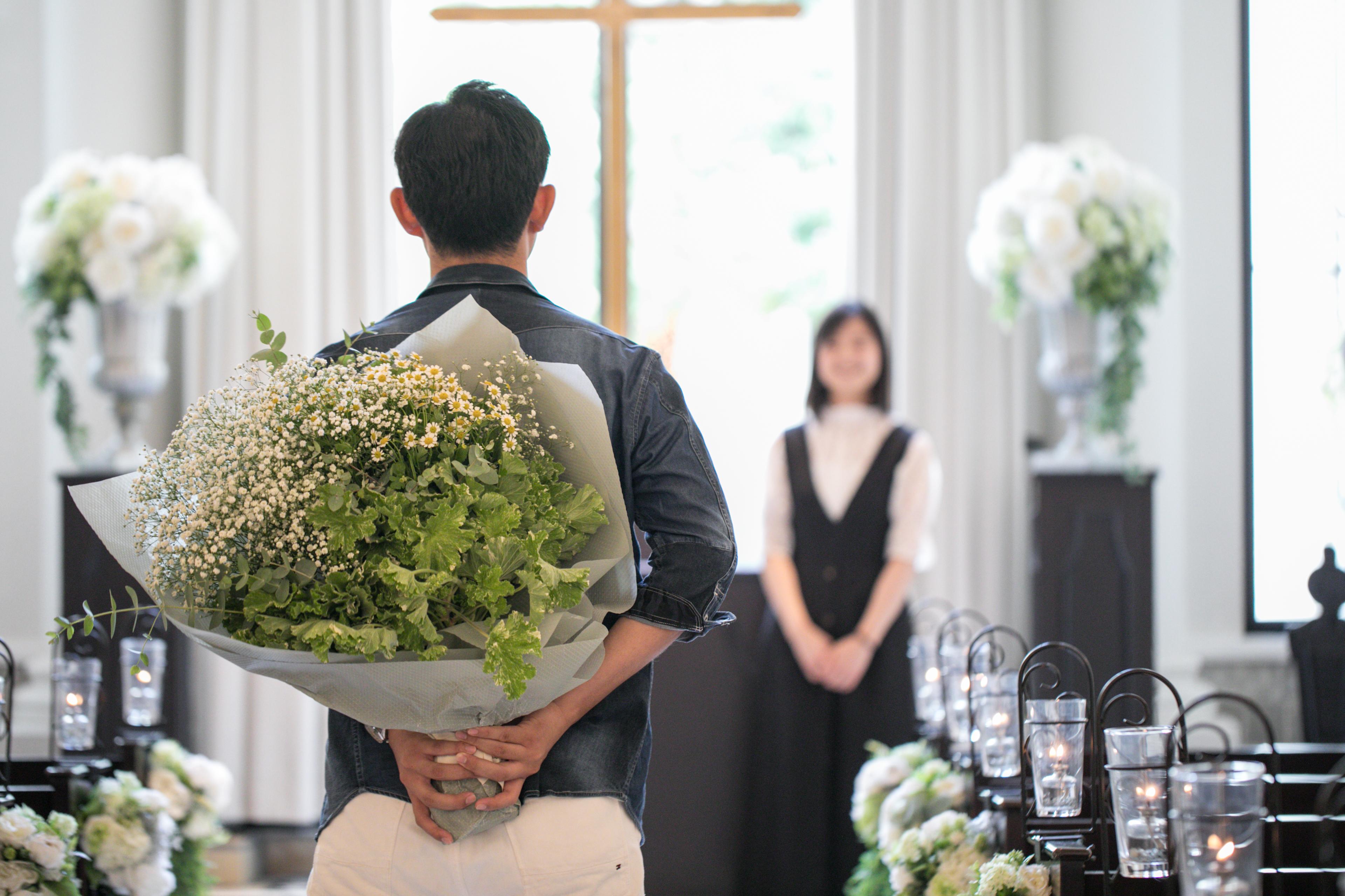 【Webテレビ】12月27日(木)放送『Abema Morning』(日本テレビ)でT&Gプロデュースのサプライズプロポーズの様子が放送されました。