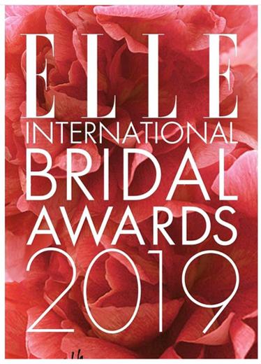 """「ELLE インターナショナル ブライダル アワード2019」の""""最優秀ウェディングプランナー賞""""部門において、「Haute couture Design(オートクチュールデザイン)」が アジア初のノミネートを果たしました"""
