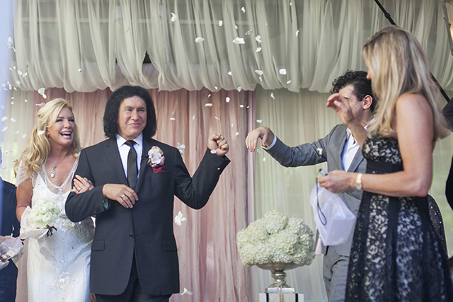 "Rockband ""KISS"" Gene Simmons Wedding Partyイメージ5"