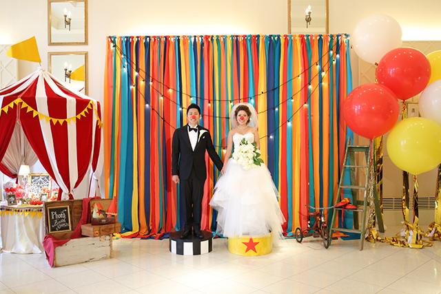Circus Weddingイメージ4