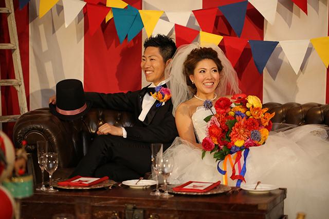 Circus Weddingイメージ7
