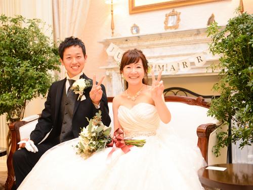 GREEN CALM WEDDING