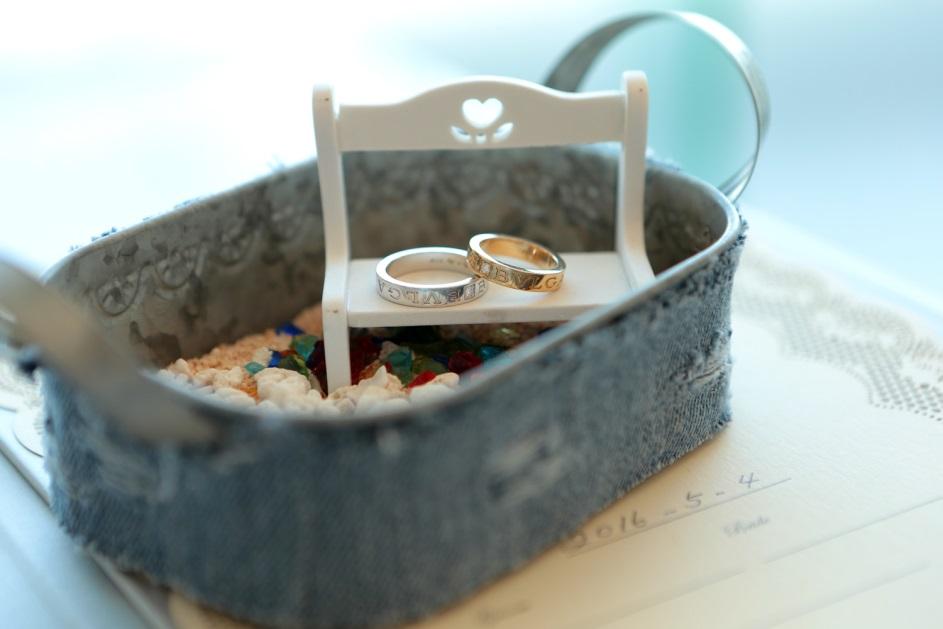 H&M 男前Vintage WEDDING
