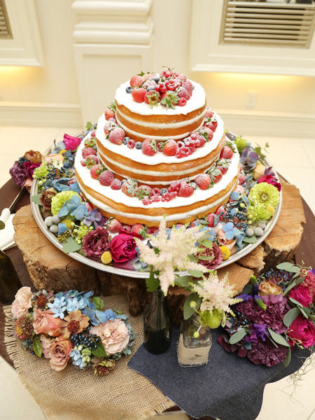 DENIM WEDDING